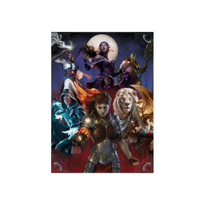 PUZZLE MAGIC THE GATHERING 500 PIECES