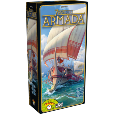 ARMADA : EXTENSION 7 WONDERS