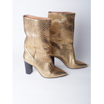 CLYDE-boots-talon-cuir-impession-croco-or-collection-AW1920-Kmassalia-