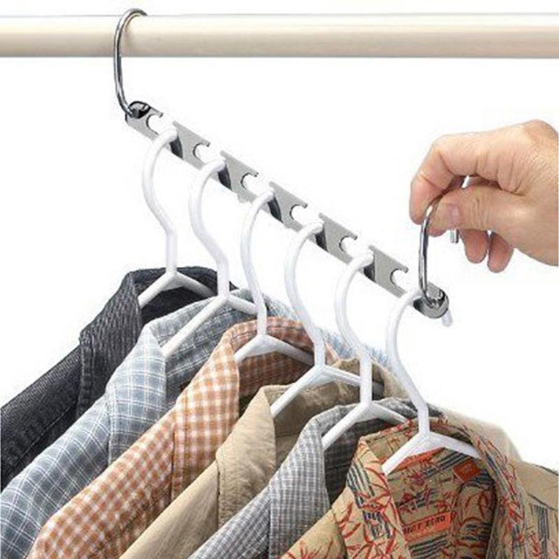 Organisateur de vêtements antidérapant