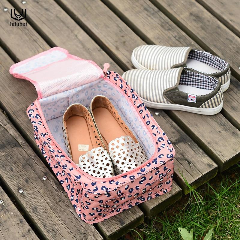 Sac à chaussures pour voyage en Nylon