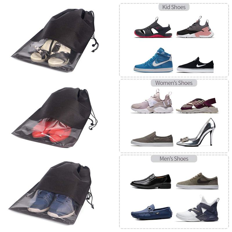 Sacs à chaussures de voyage imperméable (12 pièces)
