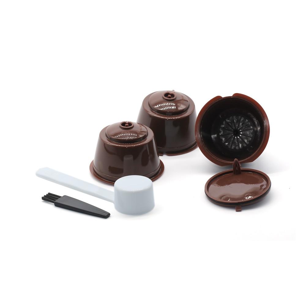 Capsule à filtre réutilisable ( 3 pièces)