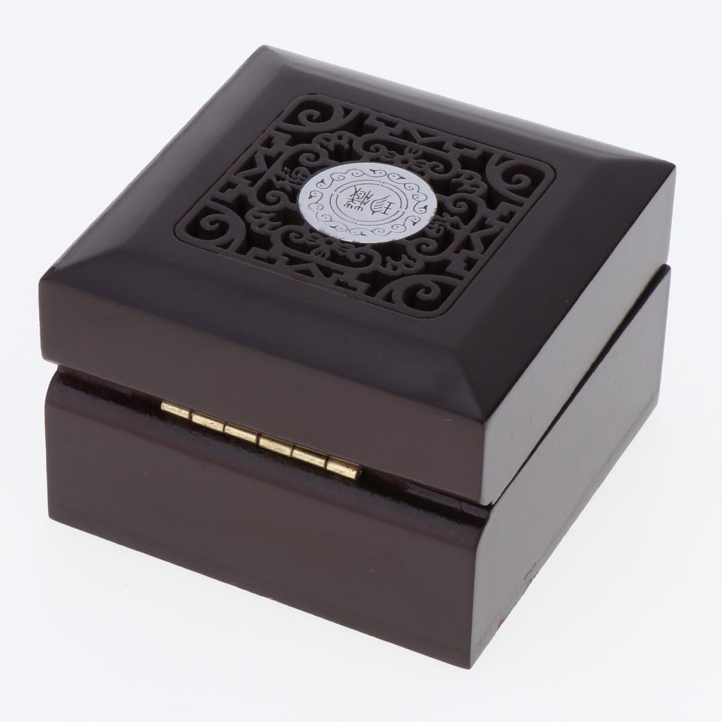 Boîte de rangement bijoux