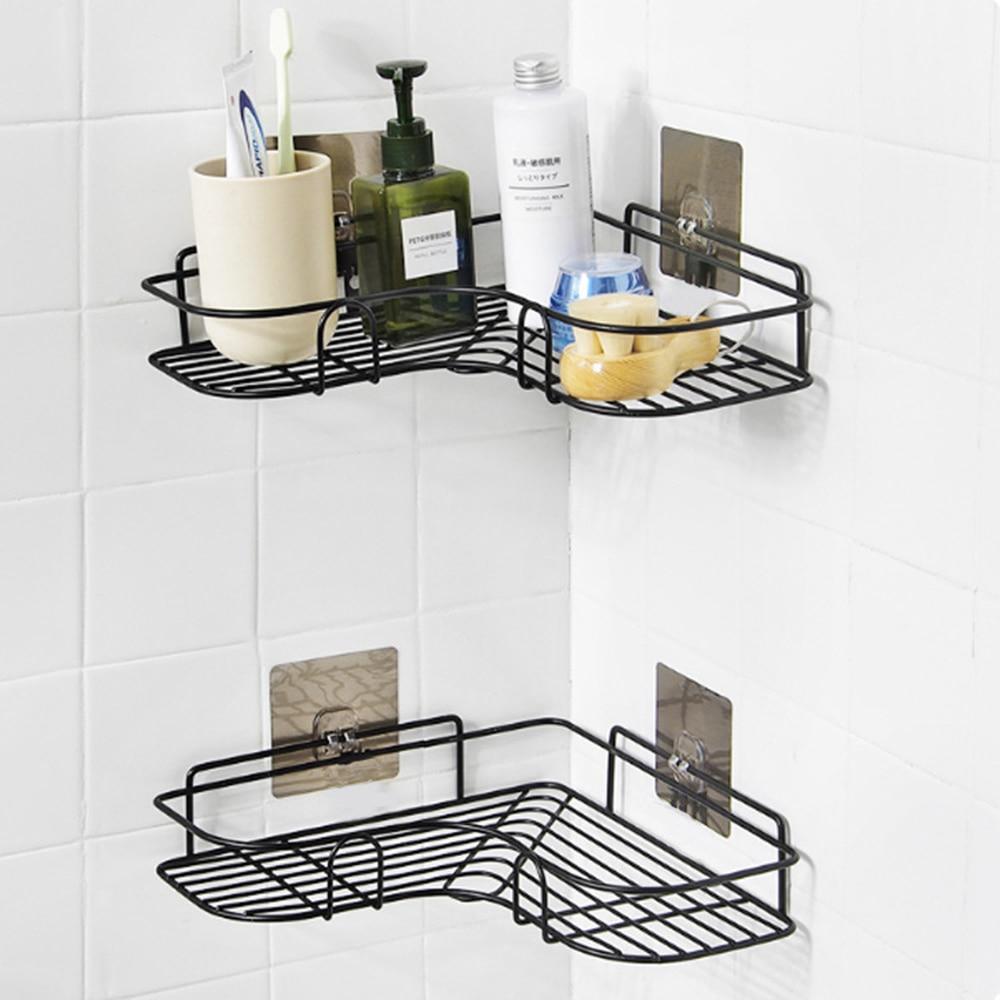 Étagère pour salle de bain en fer forger