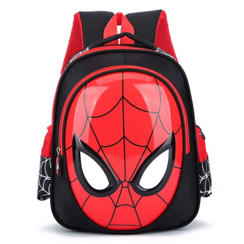 Cartable pour enfant imprimé Spiderman