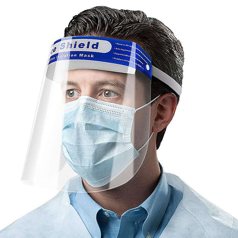 Masque de protection pour visage