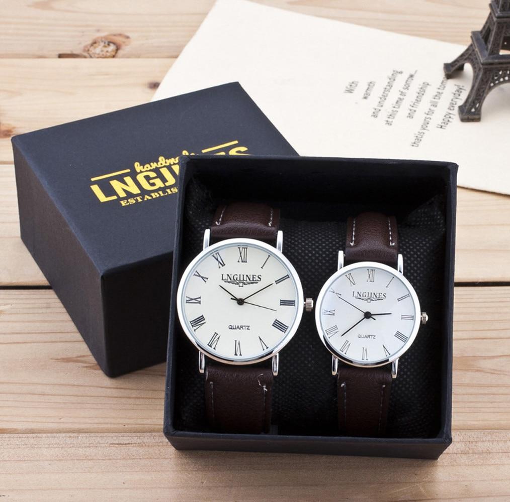 2 montres de luxe pour le couple