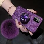 Coque-paillettes-de-luxe-tui-en-Silicone-et-marbre-pour-Samsung-Galaxy-S20-S8-S9-S10e