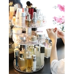 360-degree-Rotating-Cosmetic-Storage-Box-Acrylic-Makeup-Organizer-Lipstick-Brush-Holder-Skin-Care-Desktop-Shelf