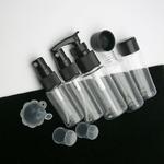 7-pi-ce-ensemble-Mini-voyage-maquillage-cosm-tique-visage-cr-me-Pot-bouteilles-Transparent-en