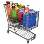 Panier-Chariot-Supermarch-Sac-Provisions-Sac-D-picerie-Saisir-Sacs-Provisions-Pliable-Fourre-Tout-cologique-R
