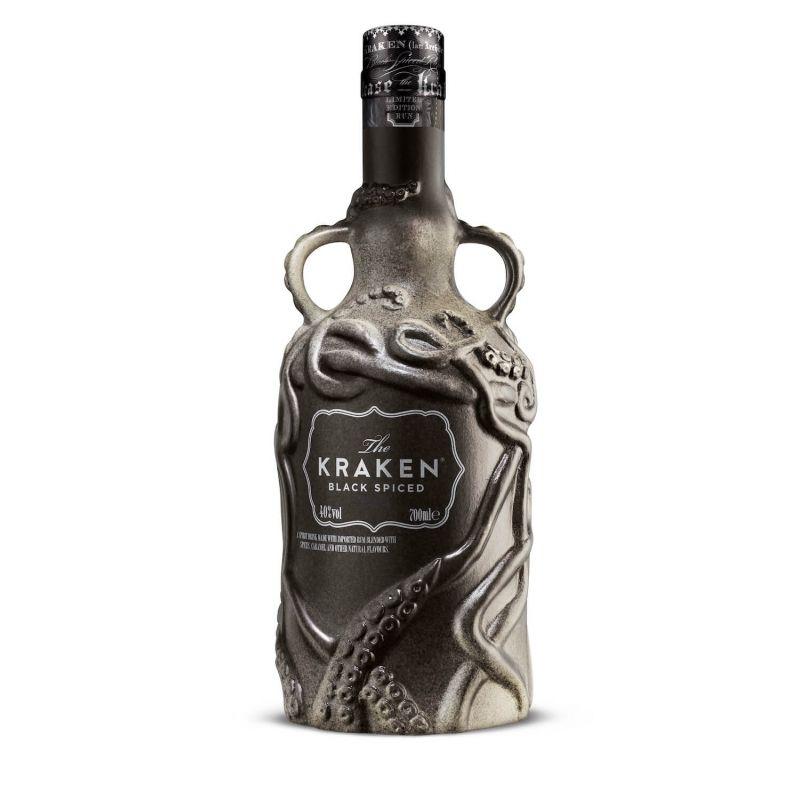 KRAKEN, Black Spiced Rum 40%, Mat Céramique Édition Collector