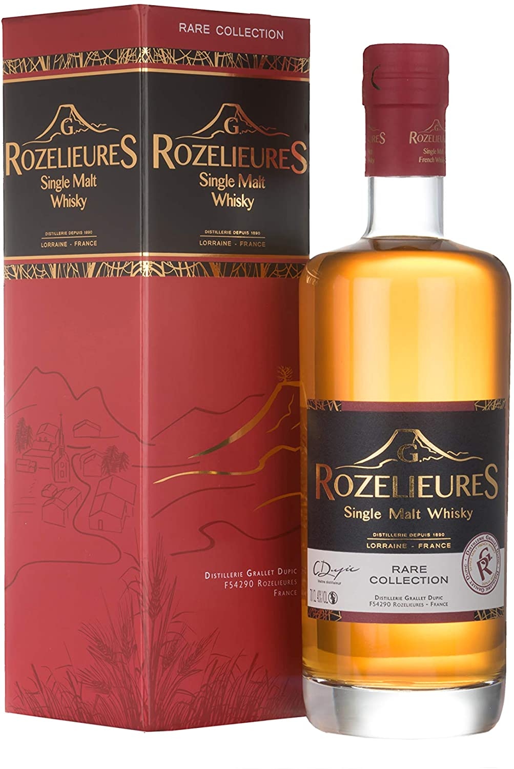 ROZELIEURES, Rare Collection