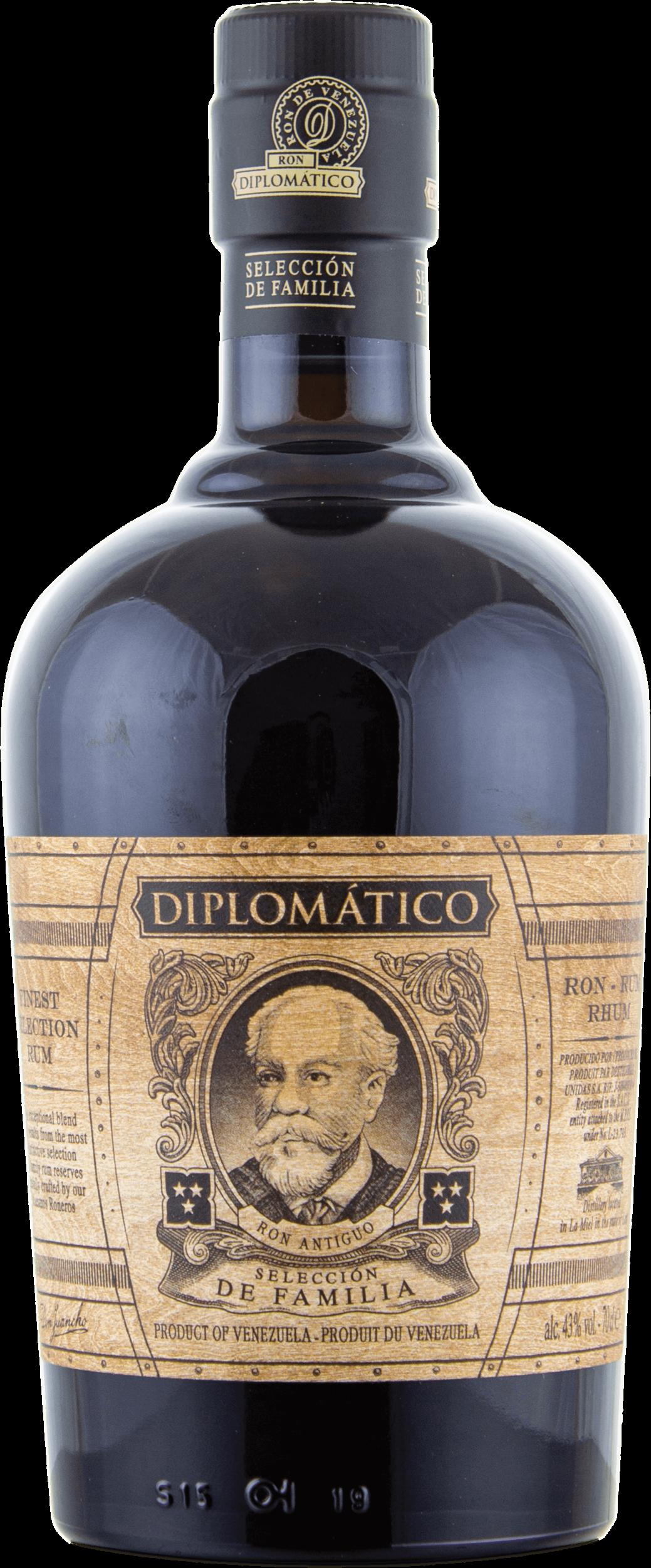DIPLOMÁTICO, Seleccion De Familia