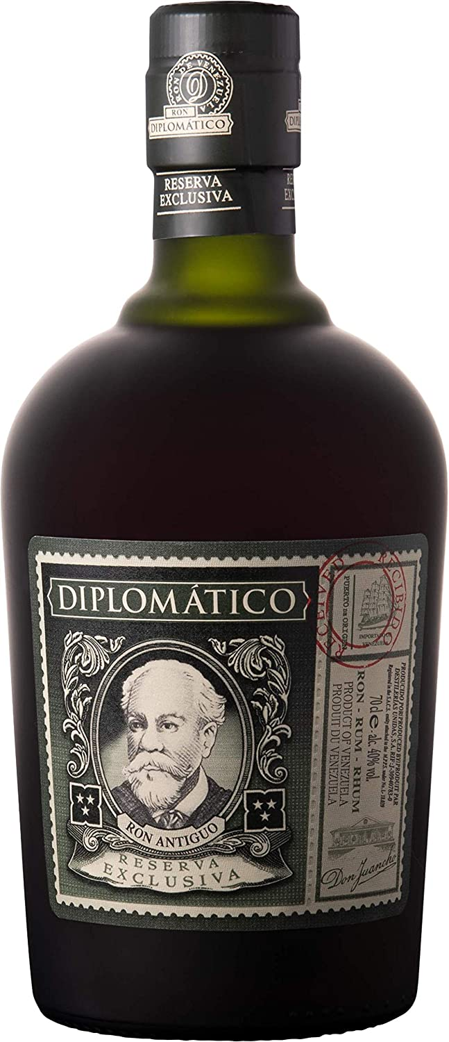 DIPLOMÁTICO, Reserva Exclusiva (demi-bouteille 35cl)