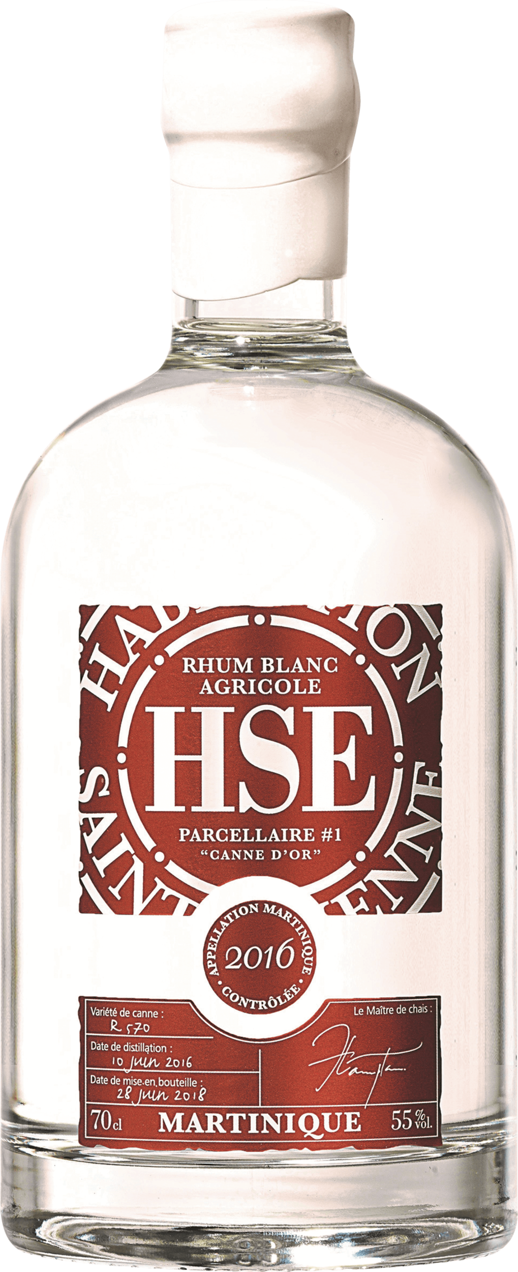 HSE, BLANC PARCELLAIRE #1 CANNE D\'OR 2016