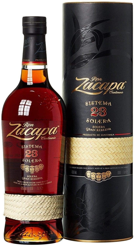 ZACAPA, 23 ANS