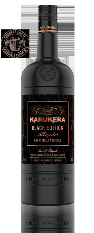 KARUKERA, BLACK ÉDITION ALLIGATOR