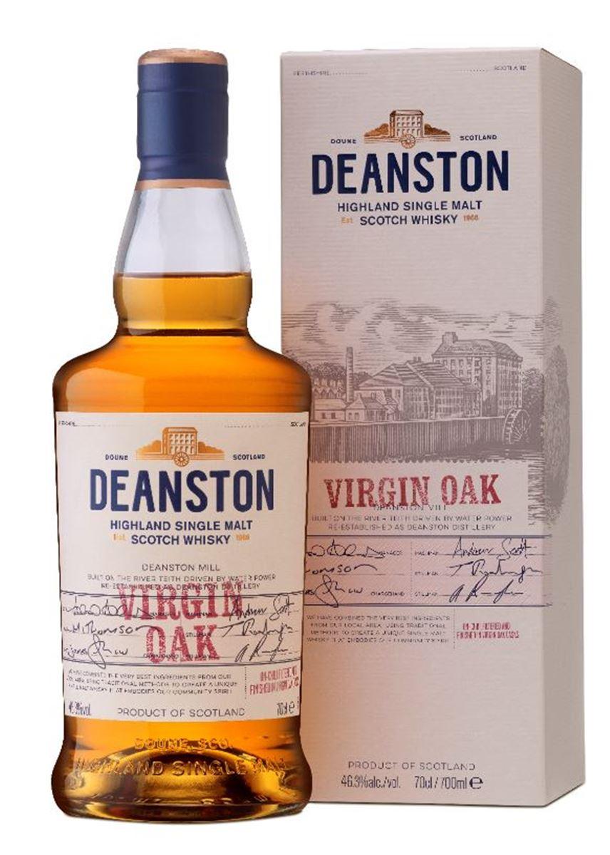 DEANSTON, Virgin Oak
