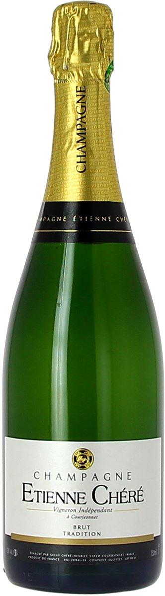 CHAMPAGNE, Étienne Chéré, Brut Tradition