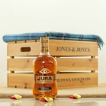 Scottish Golfers Whisky Prophecy Hamper Crate (1)