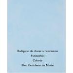 badigeon  Bleu fraicheur du Matin rendu