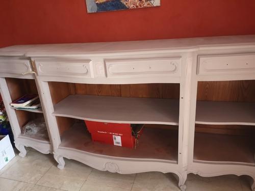 meuble relooké avec lasure chaulée Pierre de Fusil