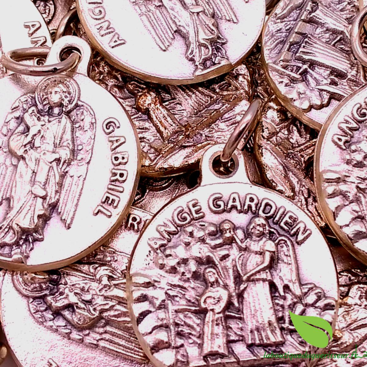 Médaille Ange Gardien et Gabriel
