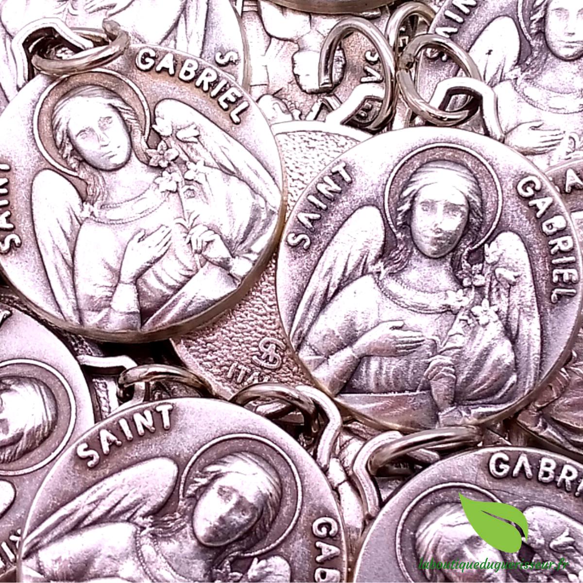 Médaille Saint Gabriel