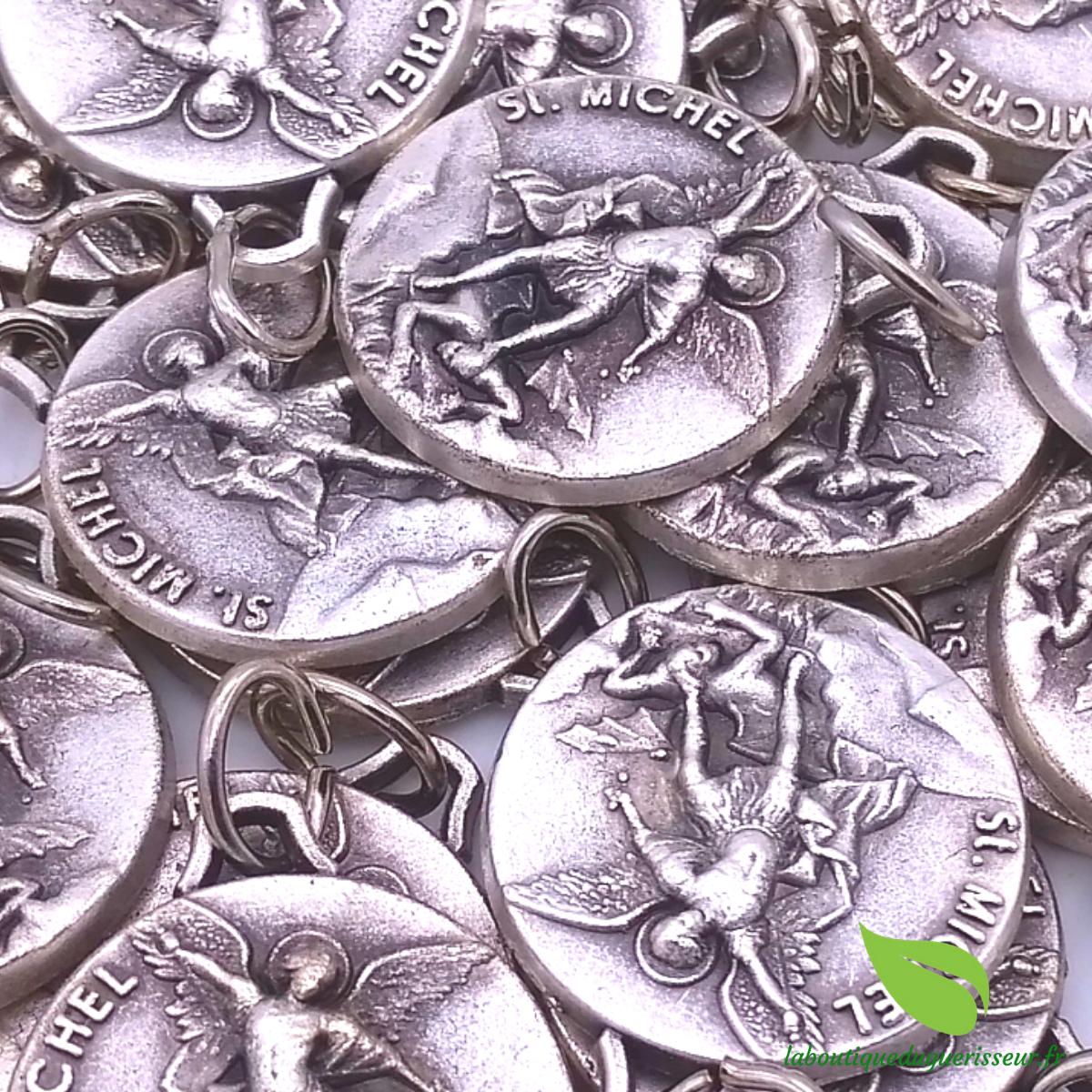 Médaille Saint Michel Archange Mickaël Grande