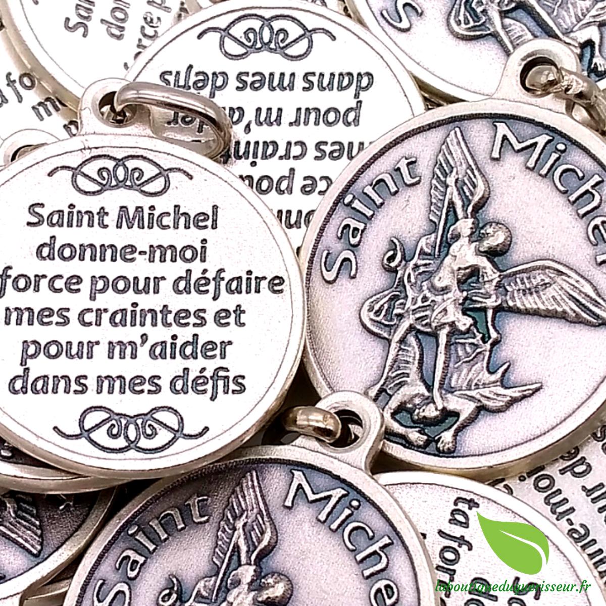 Médaille XL Saint Michel