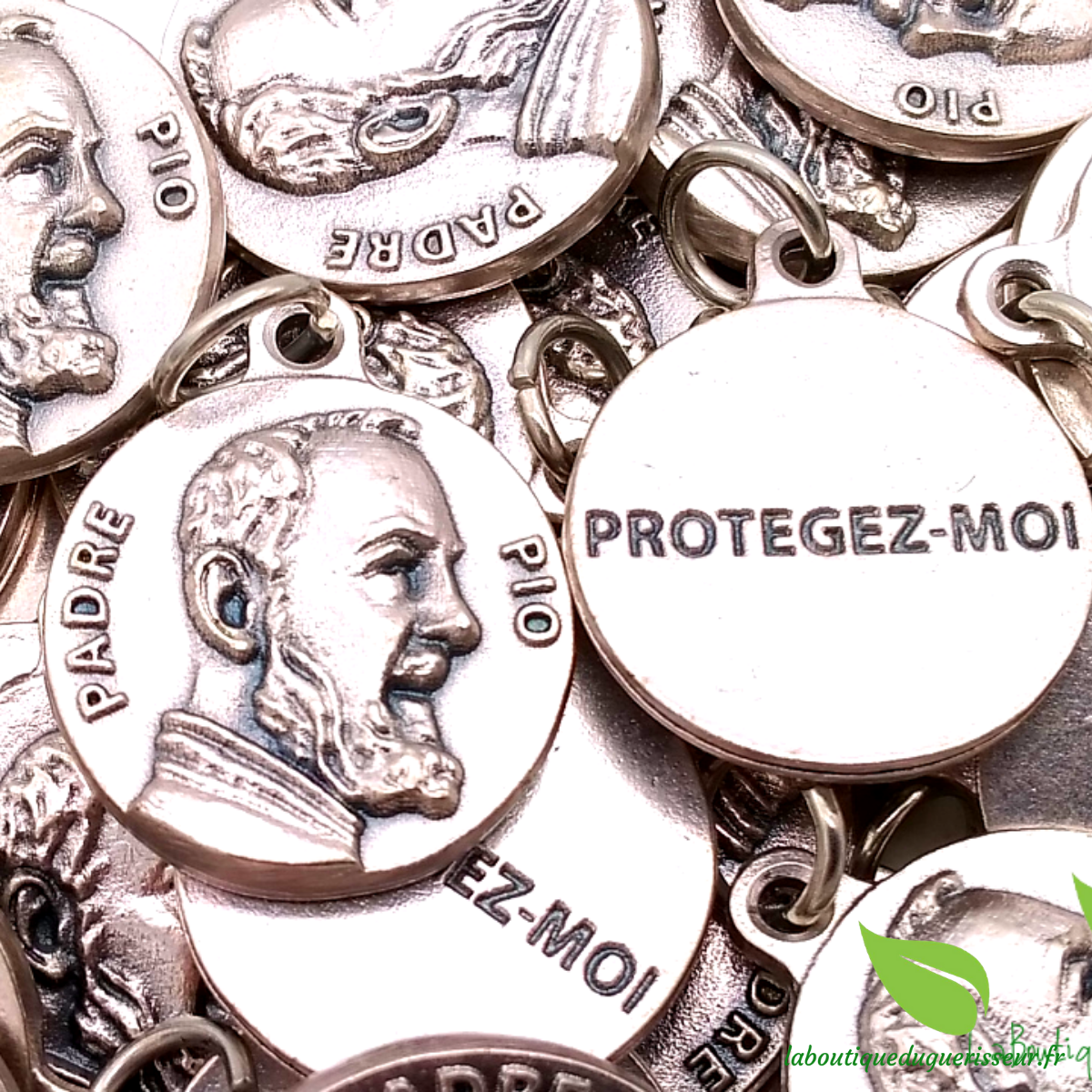 Médaille Padre Pio