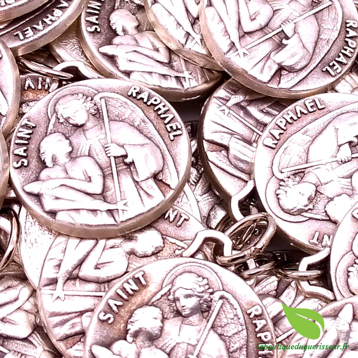 Médaille Archange Raphaël