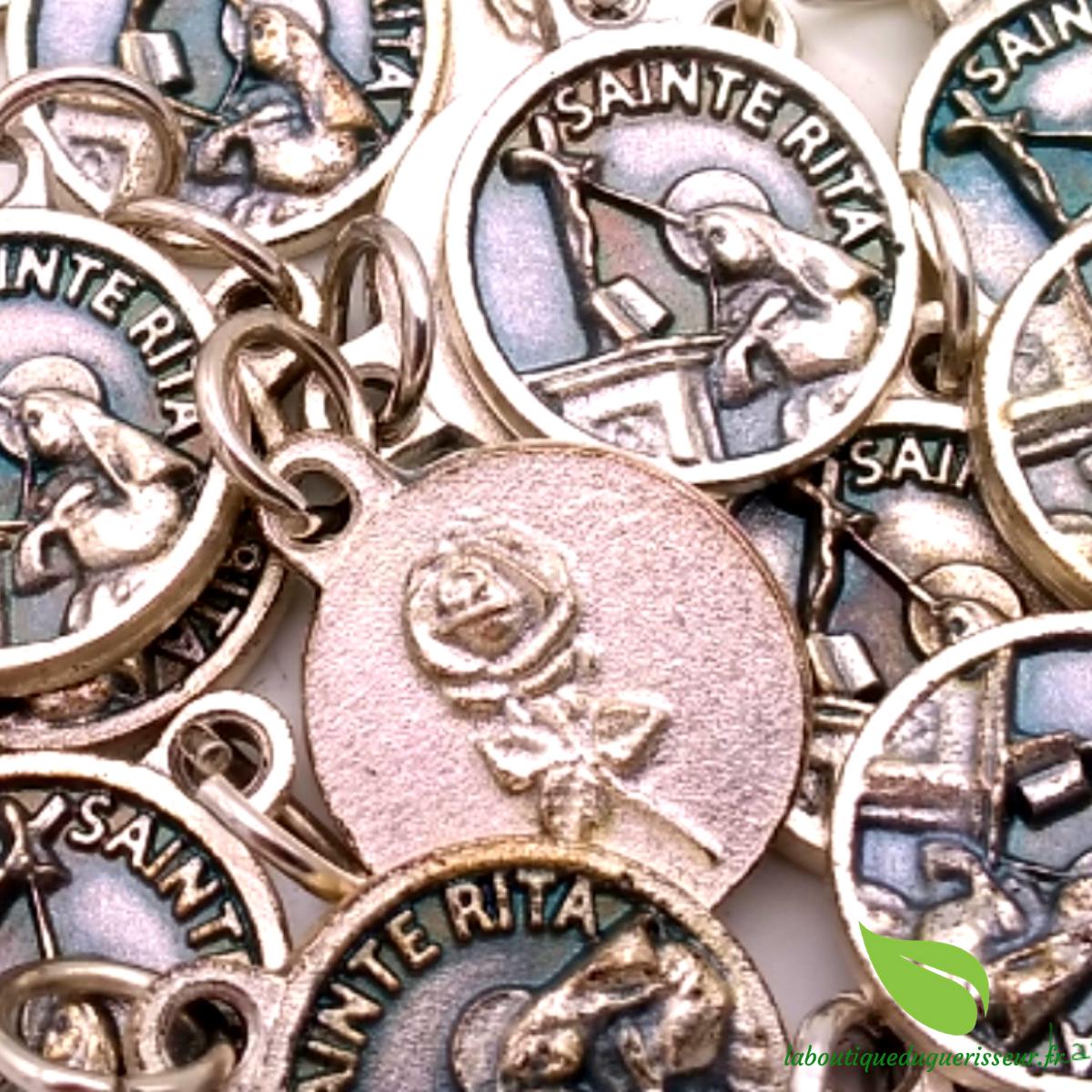 Médaille Sainte Rita Moyenne