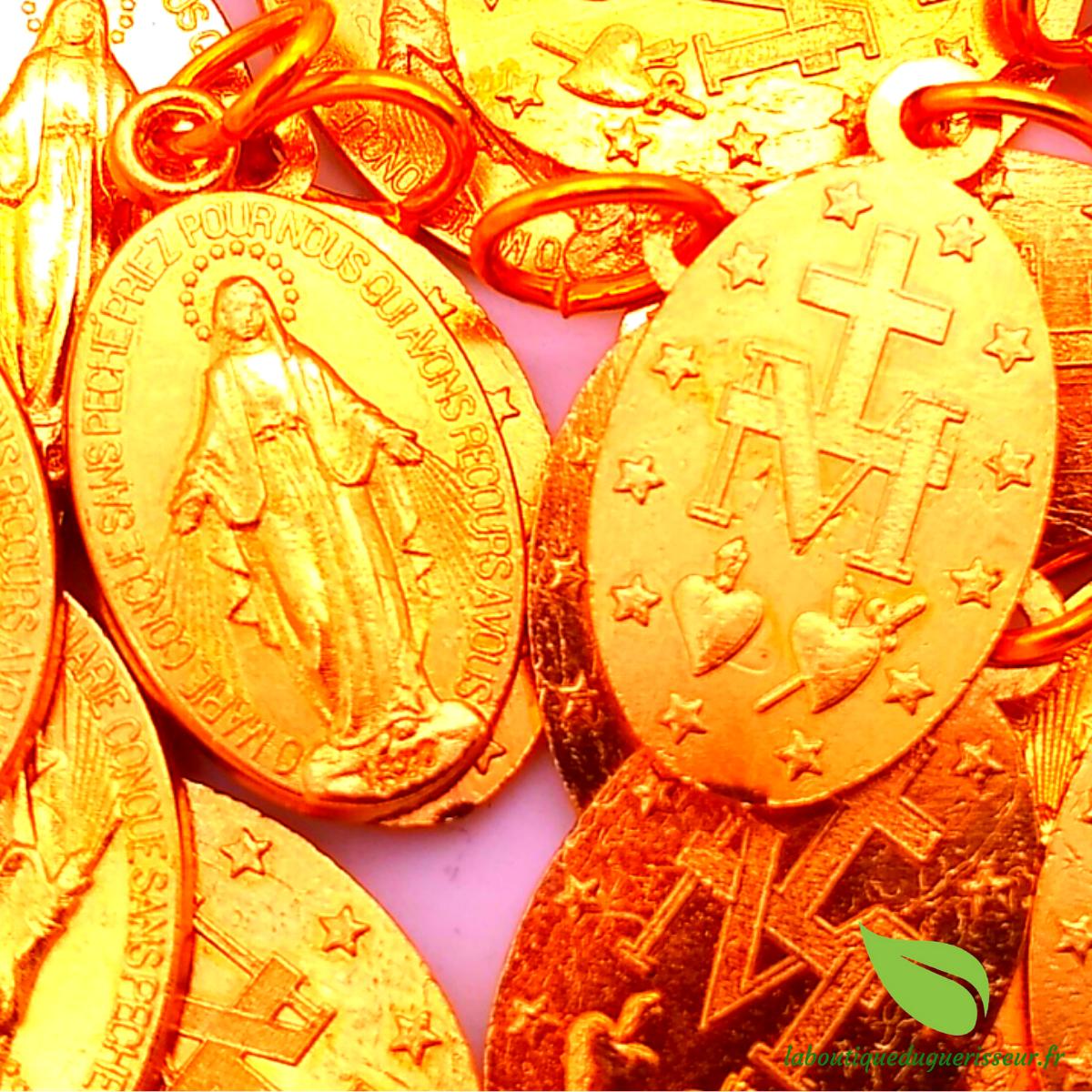 Médaille Vierge Miraculeuse