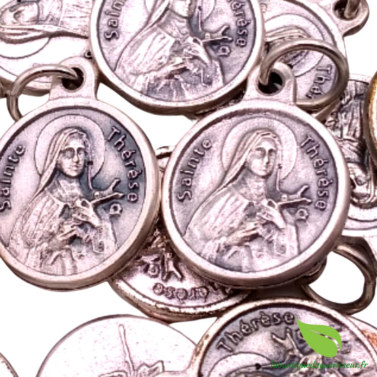 Médaille Sainte Thérèse Moyenne