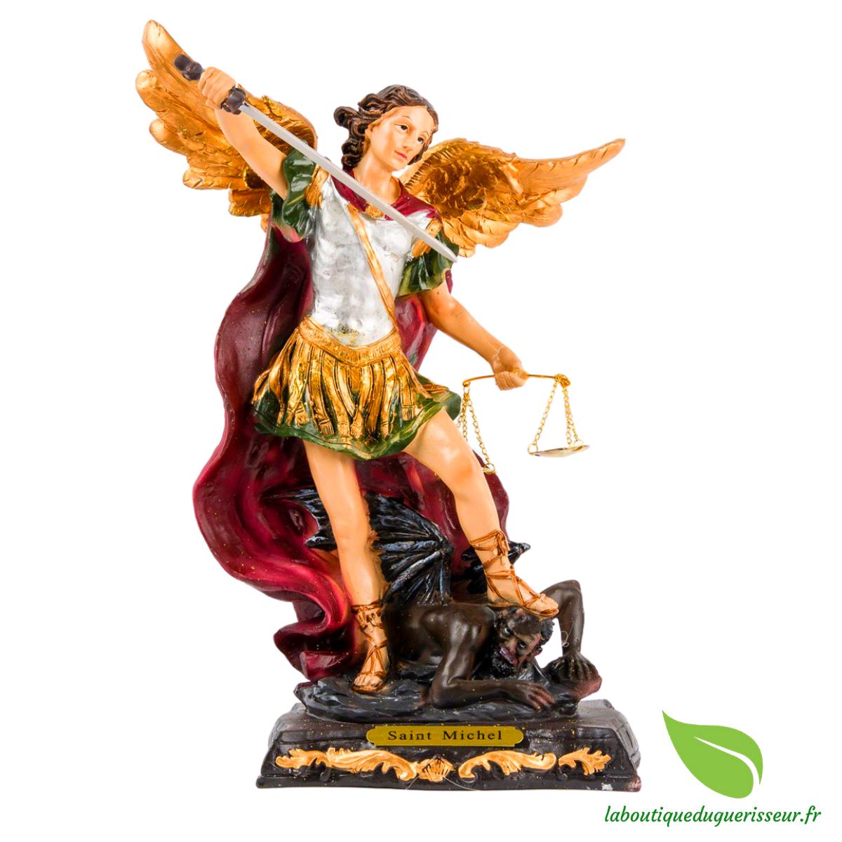 Archange Michaël Balance de la Justice