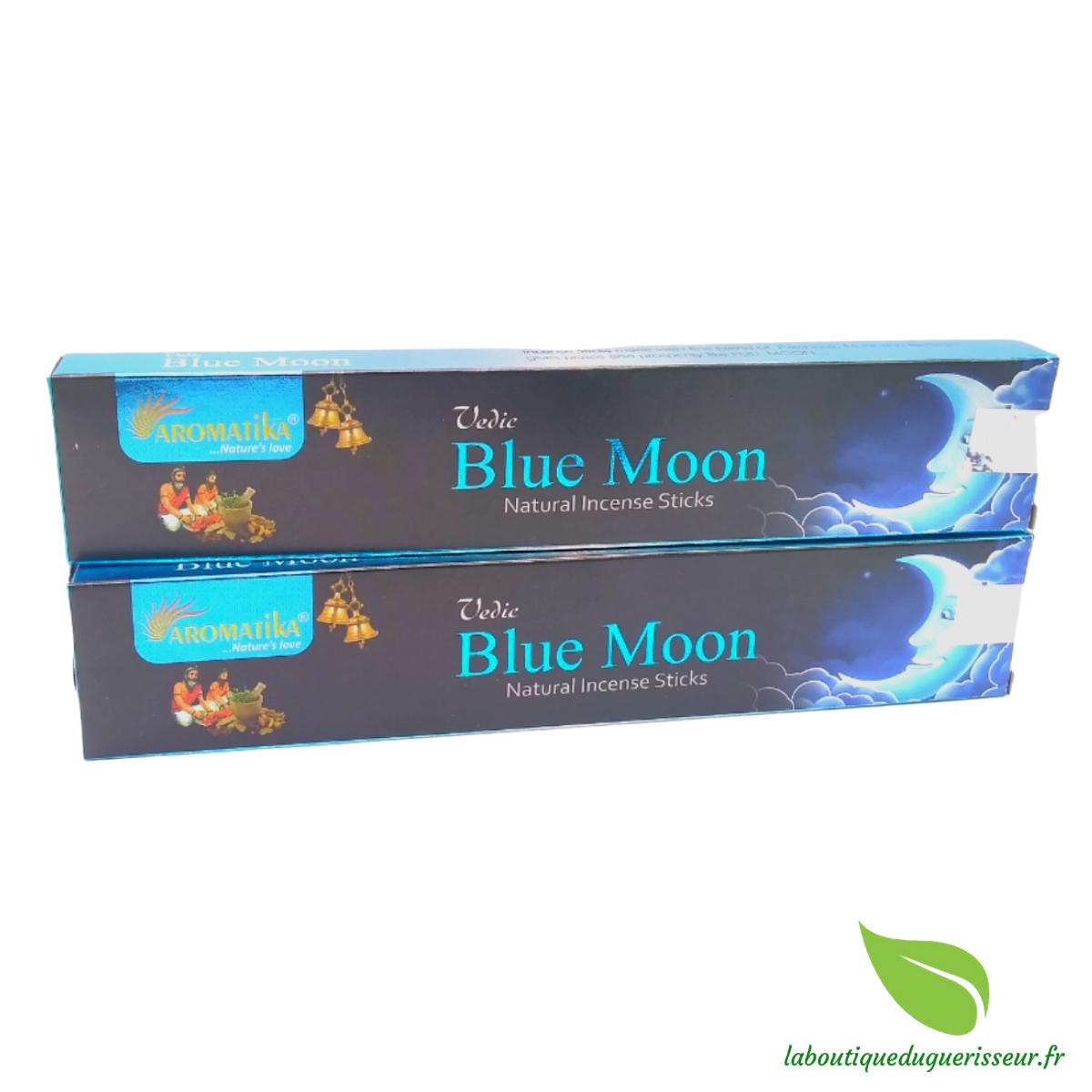 Encens Vedic LUNE BLEUE Blue Moon