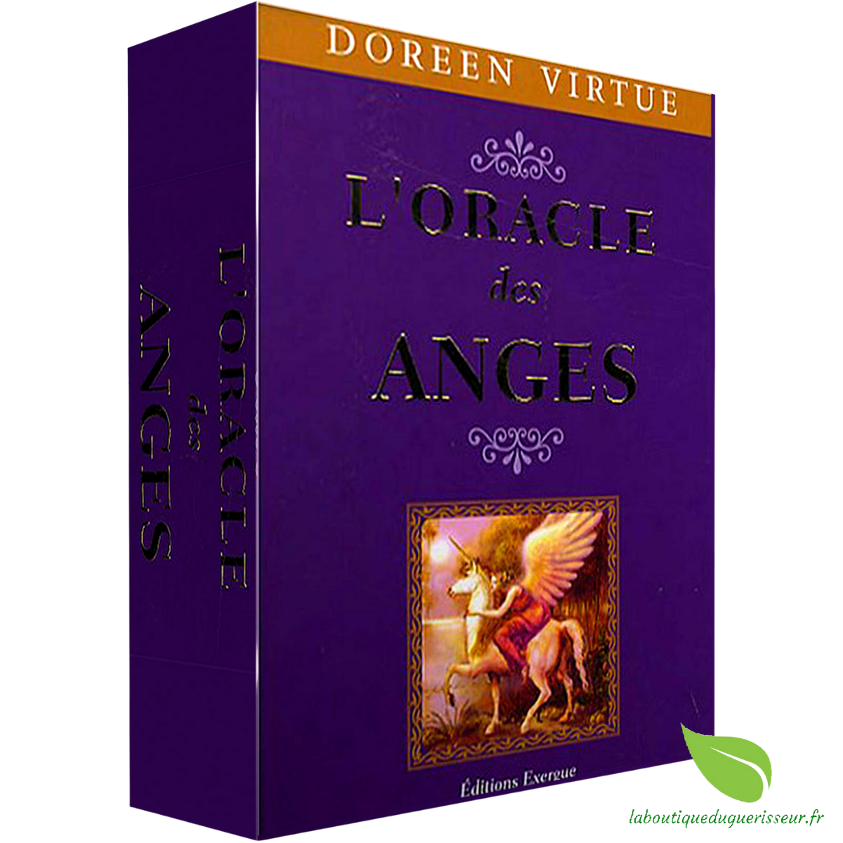 L\'Oracle des Anges (Coffret)