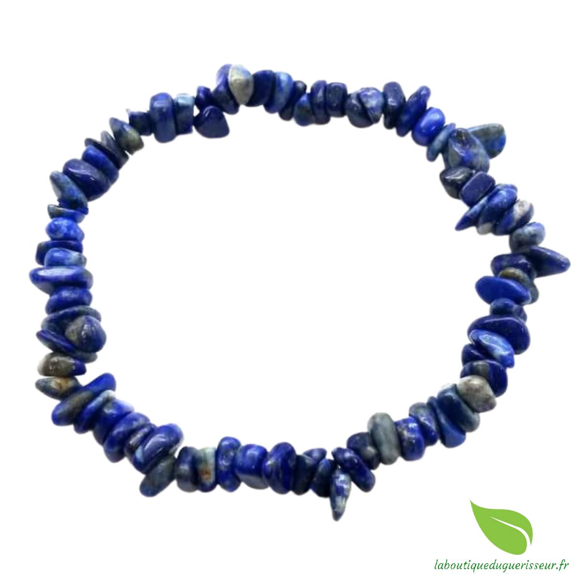 Bracelet Lapis Lazuli Chips