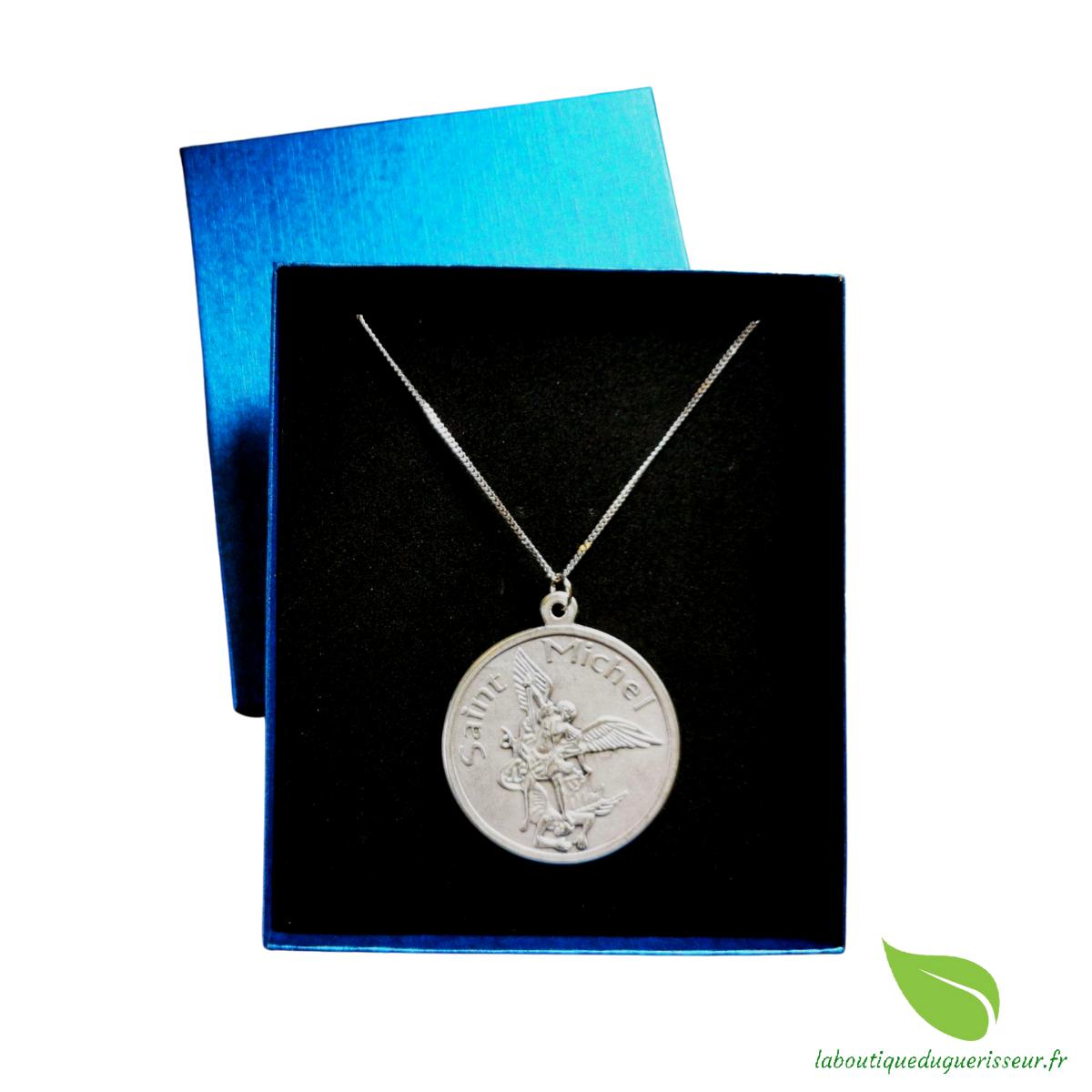 Coffret Collector Médaille Saint-Michel