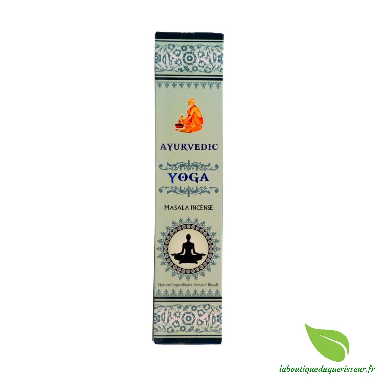 Encens Ayurvedic - Yoga