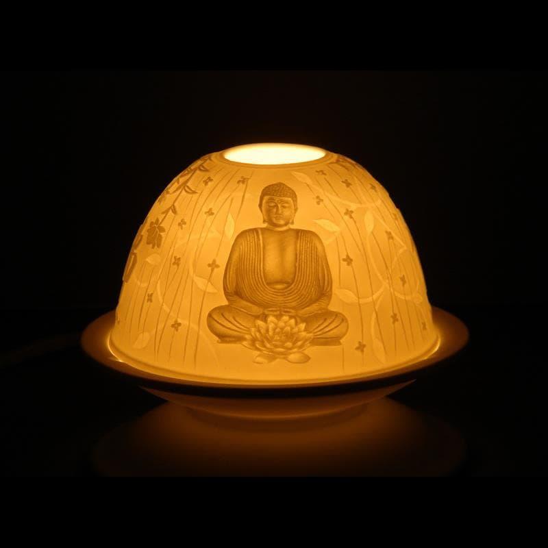 Photophore d\'ambiance Bouddha