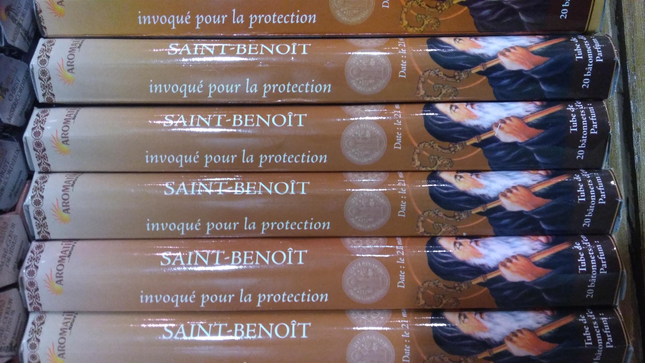Encens Saint Benoît