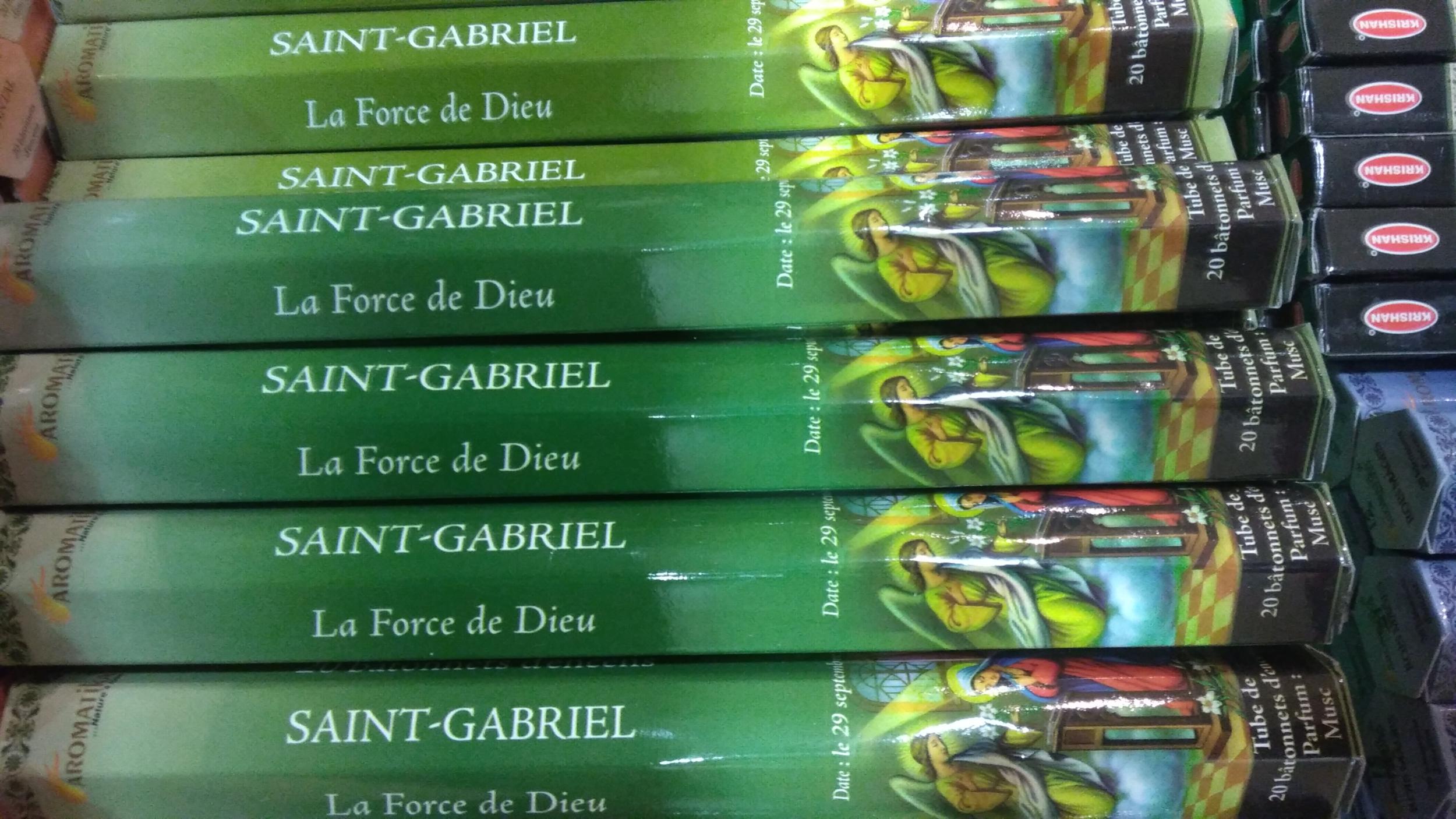 Encens Saint Gabriel