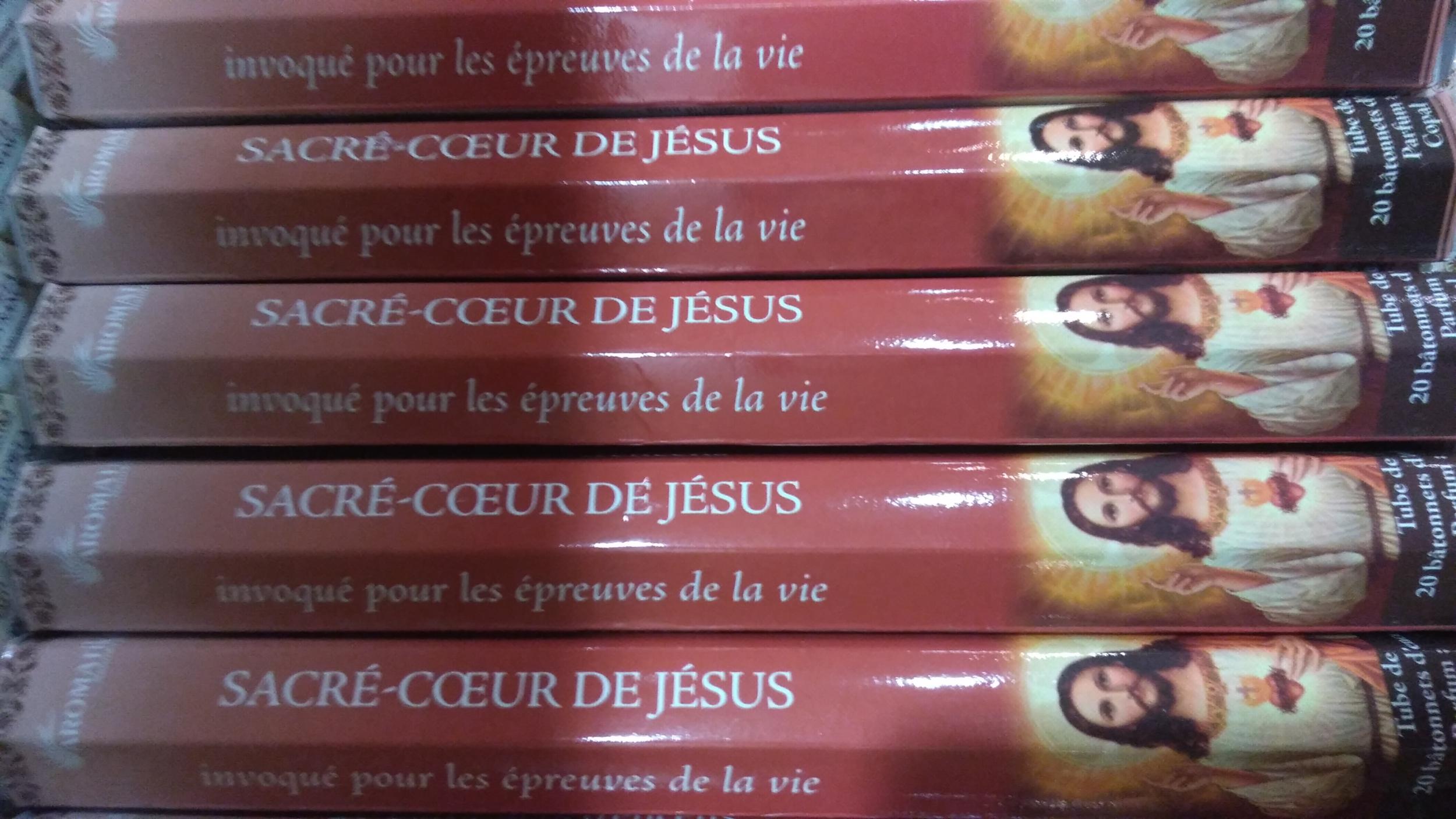 Encens Sacré Coeur de Jésus