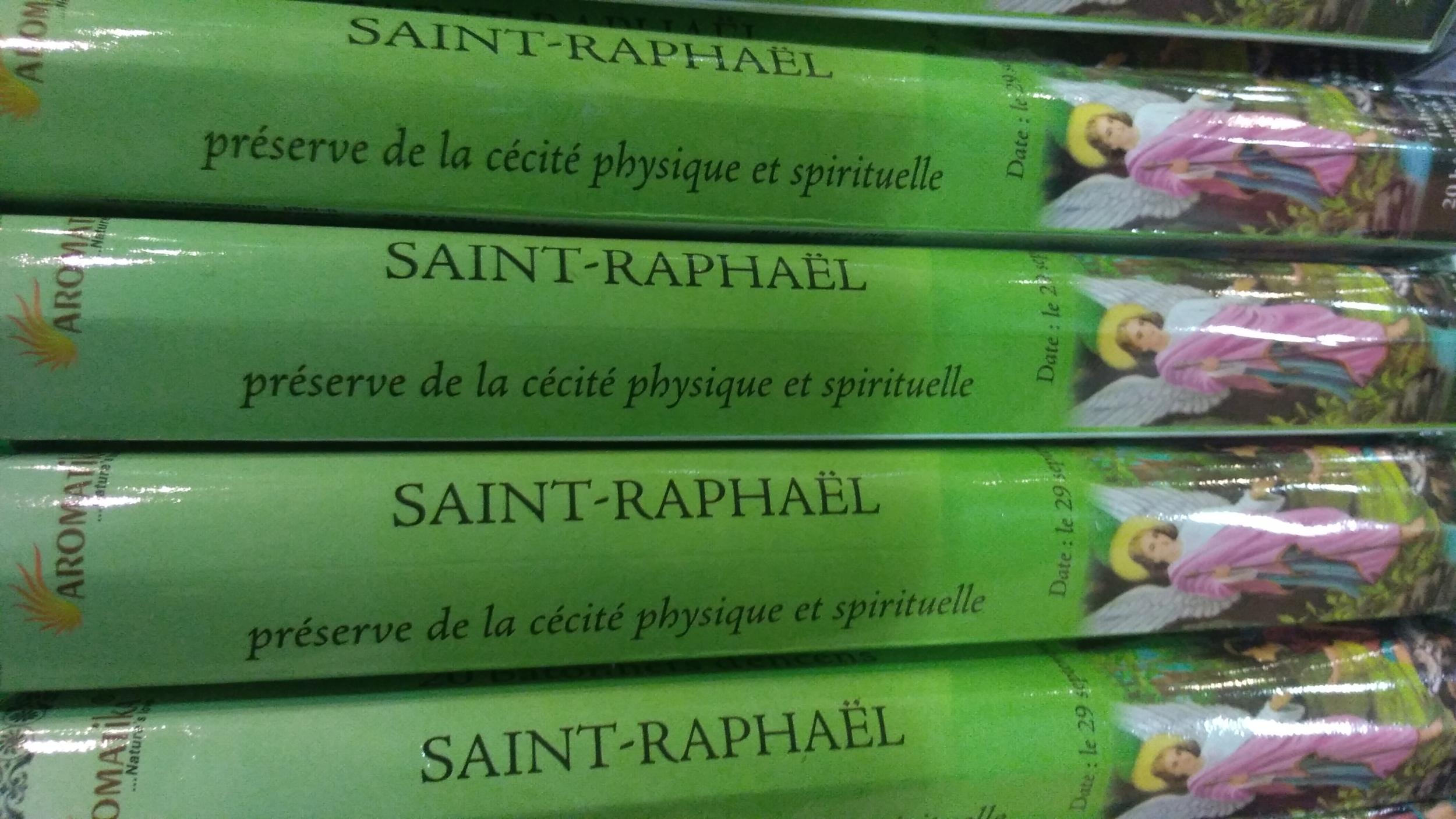 Encens Archange Raphaël