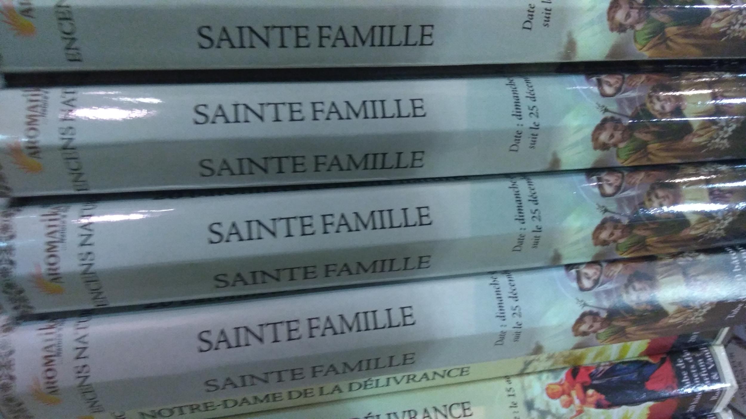 Encens Sainte Famille