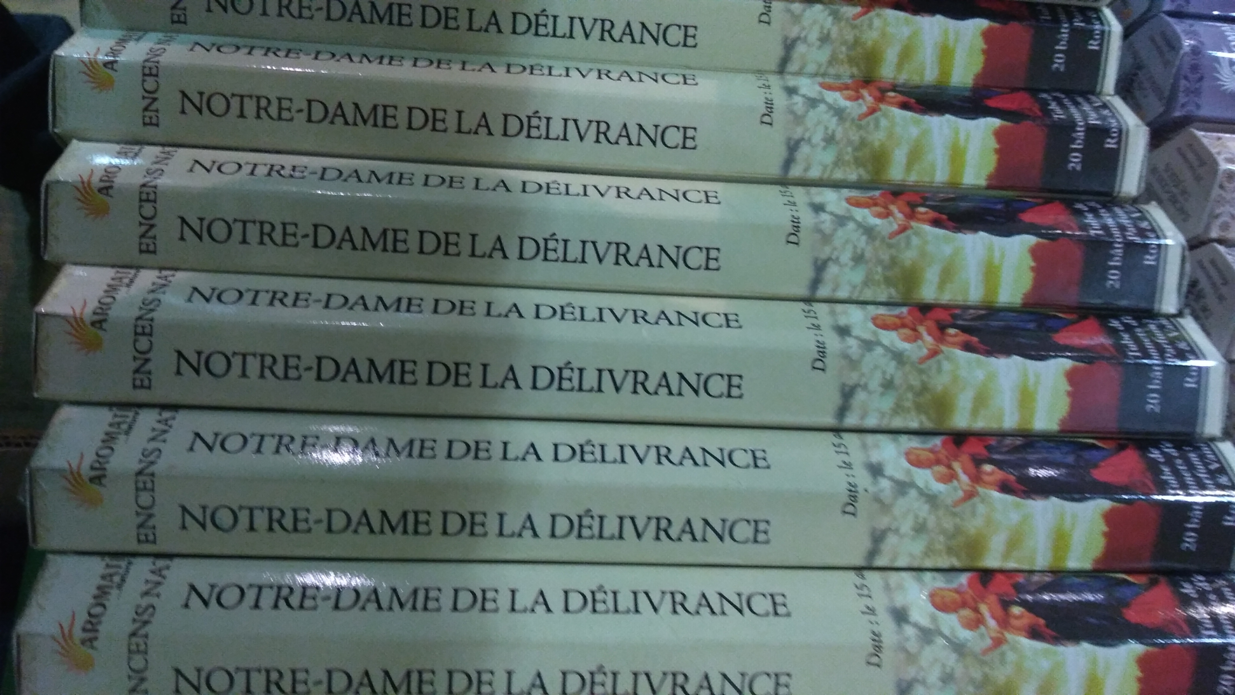 Encens Notre-Dame de La Délivrance